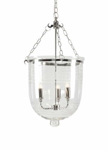 Netshop Lighting Fixtures : Cala- Lantern, Bell Jar - Shop - Bradford W. Collier and BWC Studio ...