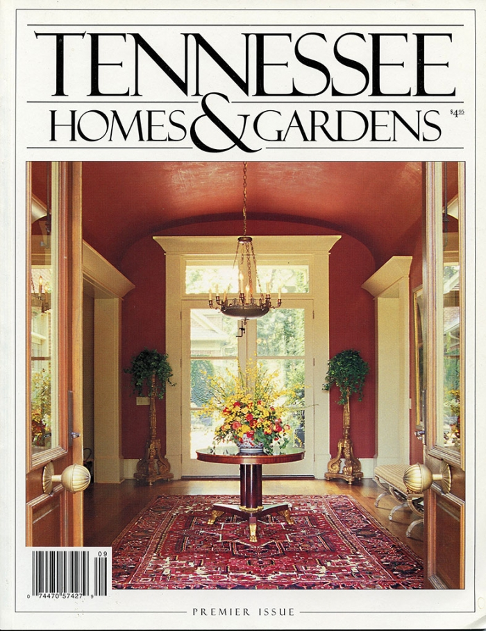 BW Collier press from Tennessee Homes and Gardens