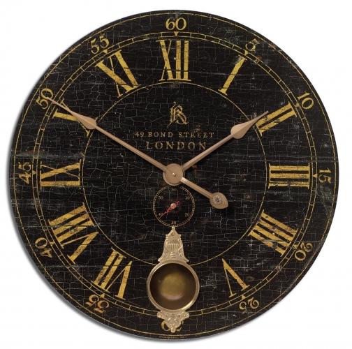 Urvi- Wall Clock