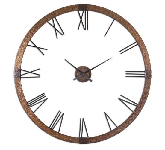 Urbana- Wall Clock