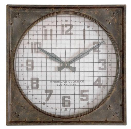 Urbain- Wall Clock