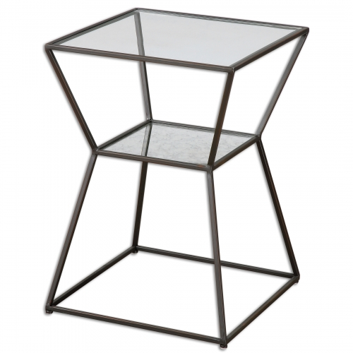 U-angular Side Table