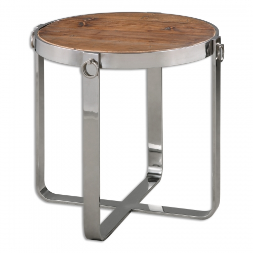 U-sleek Side Table