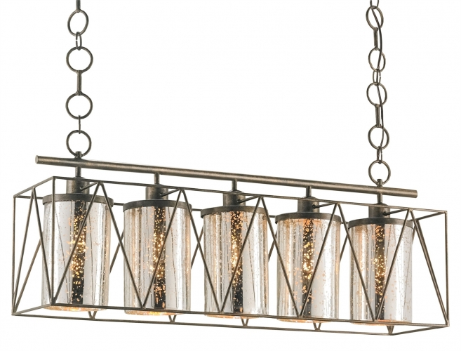 California Long- Pendant Light