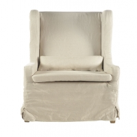 Fallon- Accent Chair, Host Chair