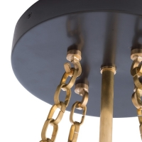 Afton Pn- Ceiling Light