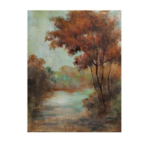 Fall- Oil Painting