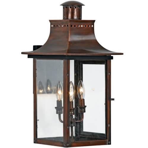 Queenie Large- Exterior Wall Lantern