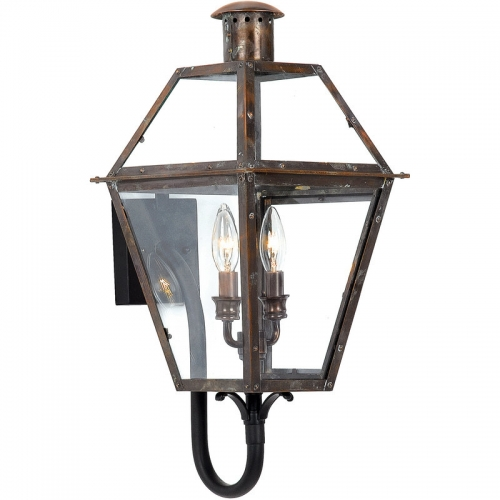 Quin Small- Exterior Wall Lantern