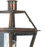 Quin Large- Exterior Wall Lantern